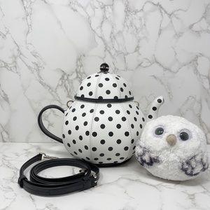 Kate Spade Tea Party Teapot Crossbody